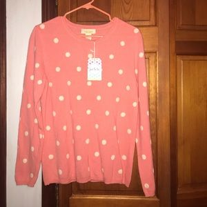 100% Cashmere Sweater, BRAND NEW w/ TAGS